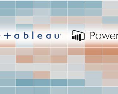 Tableau and PowerBI – a Comparison
